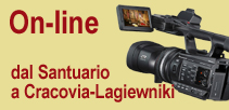 Webcam On-line dal Santuario a Cracovia-Lagiewniki